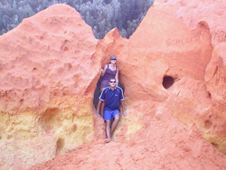 Red Canyon - FREE Cooloola N.P Tour