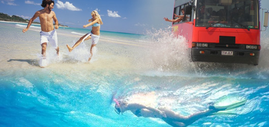 Fraser Island & Great Barrier Reef Package Tour
