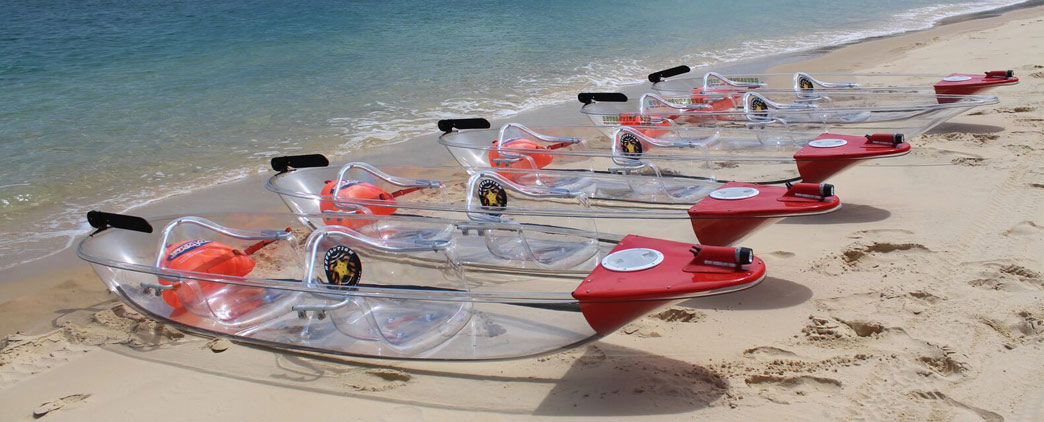 Kayak on Beach 1